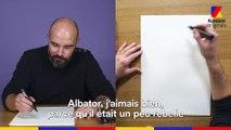 Le Papier Crayon de Jérémy Clapin