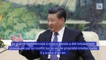 Chine : Donald Trump prêt à annuler certaines taxes douanières