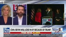 Donald Trump Jr. Tells Fox News His Father Isn't Responsible For Matt Bevin's Kentucky Governor Loss
