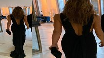 Woah! Jennifer Aniston shows off her toned back in a new Instagram post