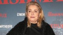 BREAKING NEWS: Catherine Deneuve hospitalisée «dans un état sérieux»