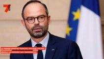 Le Premier ministre français, Edouard Philippe, dévoile les mesures sur l'immigration.