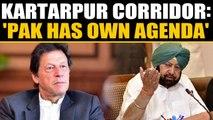 Amarinder Singh smells conspiracy in Pak Kartarpur corridor opening | Oneindia  News