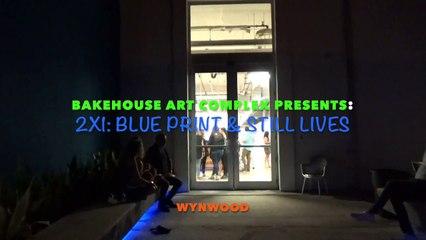 Bakehouse Art Exibition (Blueprint & Still Lives)