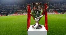 Ziraat Türkiye Kupası 5. tur kura çekilişi başladı! Ziraat Türkiye Kupası kura çekilişi sonuçları