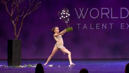 "Dance Moms: Keara's Solo ""Resurgence"""