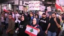 Les pénuries d'eau et de courant, catalyseur de la contestation au Liban