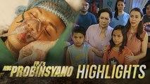 Alyana and her family pray for Domeng | FPJ's Ang Probinsyano