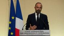 Discours du Premier ministre au Comité interministériel sur l'immigration et l'intégration