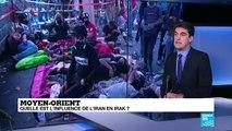"""David Rigoulet-Roze sur France 24: """"Vu de Téhéran, la déstabilisation en Irak et au Liban pose un énorme problème"""""""