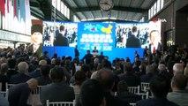 """Ulaştırma Bakanı Turan: """"Bakü-Tiflis-Kars demiryolu hattı Çin ile Türkiye arasındaki yük taşıma..."""