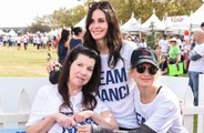 Courteney Cox and Renee Zellweger support Nanci Ryder at ALS walk