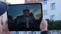 Watch: Augmented reality keeps Berlin Wall memories alive
