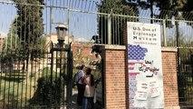 ABD-İran ilişkilerini 40 yıl önce koparan rehine krizinin yaşandığı elçilik binası bugün ne durumda?