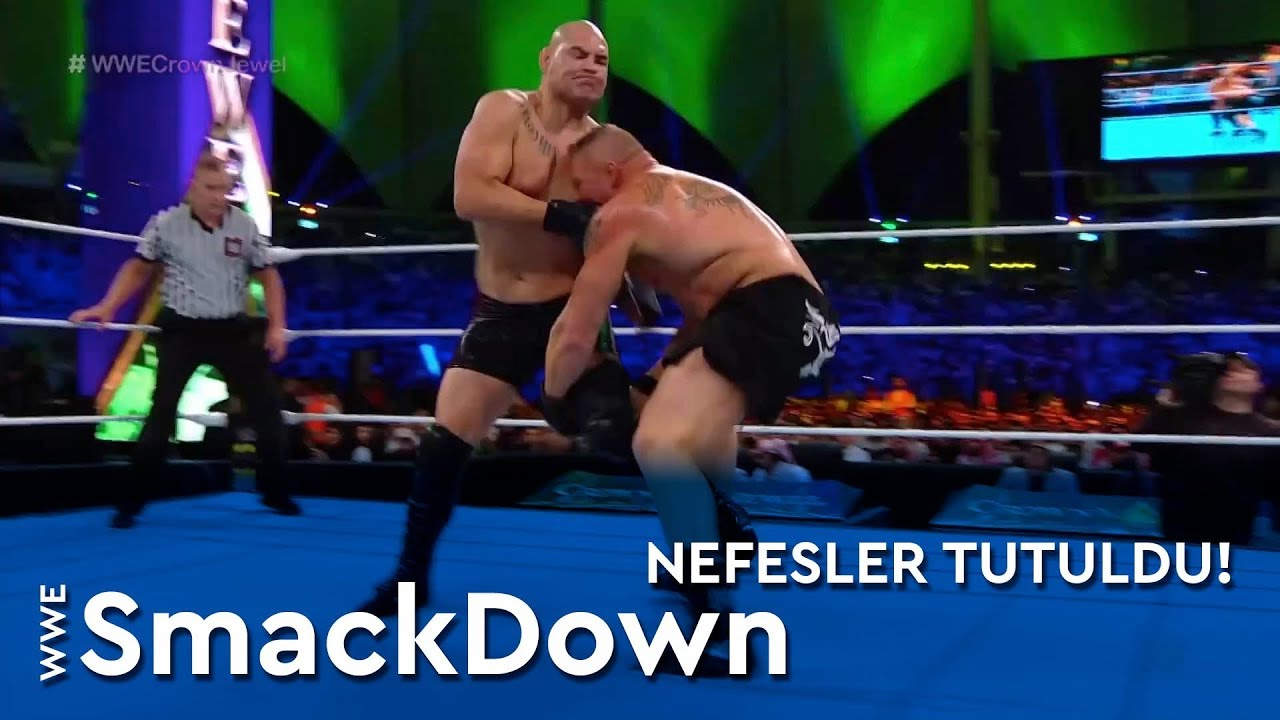 WWE SmackDown | Nefesler Tutuldu! (Türkçe Anlatım)