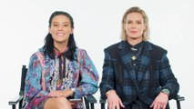 USWNT's Ali Krieger and Ashlyn Harris Talk World Cup Win and Being #CoupleGoals