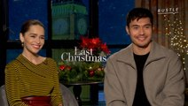 "Bustle Cuts: The 'Last Christmas' Cast Plays Holiday Movie ""Would You Rather?"""