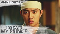 Won Deuk gets shocked about what he found out | 100 Days My Prince