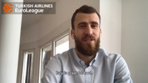 October MVP interview, Sergio Rodriguez, Milan: 'We are hungry'