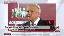 AMLO aplaude revocación de mandato, pero rechaza indagar a ex presidentes