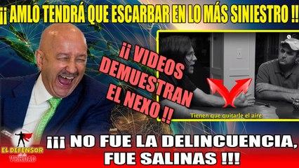 URGENTE: Salinas Habría Ordenado Ataque a Familia:Pertenecía aSu Secta yAhora AMLO No Podrá Evadirla