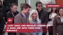 Lady Gaga's Fake Love Story
