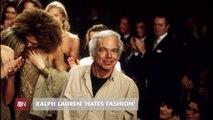 Ralph Lauren On Modern Fashion