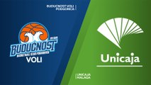 Buducnost VOLI Podgorica - Unicaja Malaga Highlights | 7DAYS EuroCup, RS Round 6
