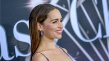 Emilia Clarke Said She Finds Her Eyebrows 'Deeply Infuriating'