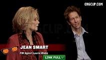Watchmen (2019) - Tim Blake Nelson and Jean Smart Interview - ENGCLIP.com