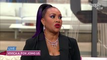 Vivica A. Fox Doesn't Think'Empire'CostarTerrence Howard Will Really Quit Acting Like He Says