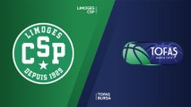 Limoges CSP - Tofas Bursa Highlights | 7DAYS EuroCup, RS Round 6