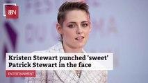 Kristen Stewart Had To Use Her Fist