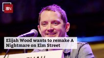 This Star Wants To Remake 'A Nightmare on Elm Street'