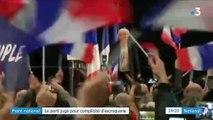Front national : le parti jugé pour complicité d'escroquerie