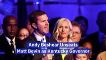 Andy Beshear Is The New Governor Of Kentucky