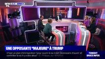 """Juli Briskman, une opposante """"majeure"""" à Donald Trump - 06/11"""