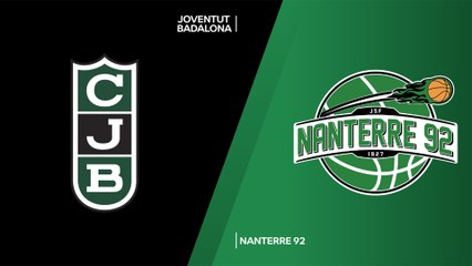 7Days EuroCup Highlights Regular Season, Round 6: Joventut 79-77 Nanterre