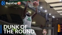7DAYS EuroCup Dunk of the Night: Youssoupha Ndoye, Nanterre 92