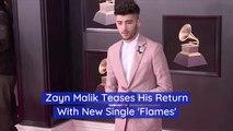Zayn Malik Is Back