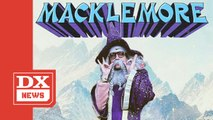 """Macklemore Is Working On """"First-Ever"""" Magic Rap Album — & Wants His Fans To Name It"""