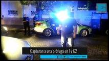 Detuvieron a una joven que se fugó de una cárcel en Los Hornos