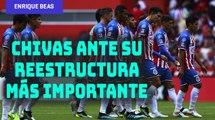 Chivas y su reestructura más importante en su historia