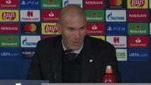 """Groupe A - Zidane sur Benzema : """"Il rentre un peu plus dans l'histoire"""""""