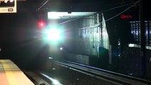 Çin'den avrupa'ya giden ilk yük treni marmaray'dan geçti
