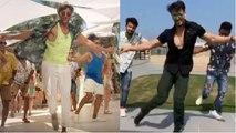 "Tiger Shroff dances to Hrithik's 'Ghungroo song', Shilpa Shetty advises ""Nazar Utar Lena"""