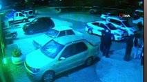 Polis düğünü bastı, çocuk gelin ve damat pencereden böyle kaçtı