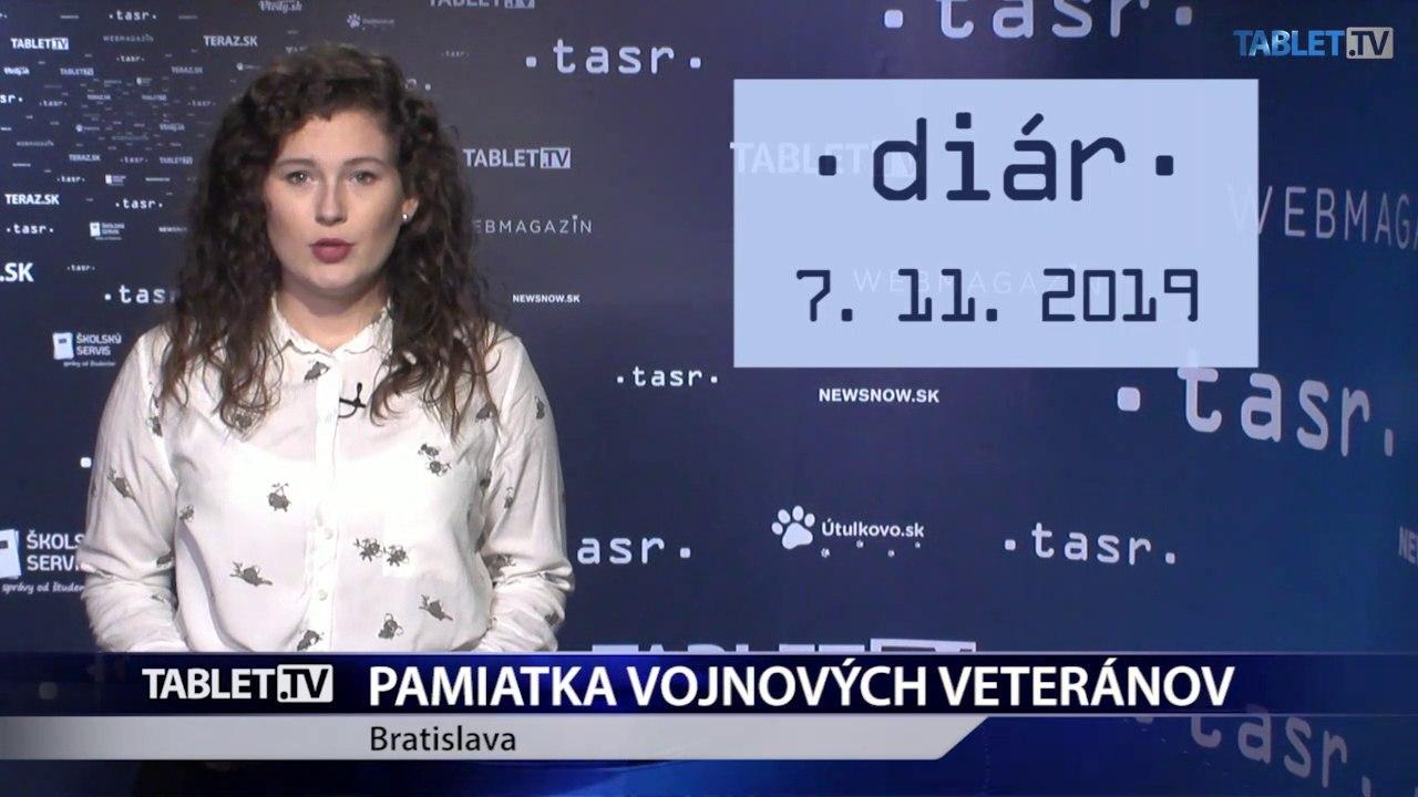 DIÁR: Minister obrany P. Gajdoš si pripomenie pamiatku vojnových veteránov