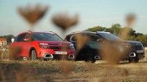 Der neue Citroën C5 Aircross Hybrid- SUV mit höchstem ë-Komfort