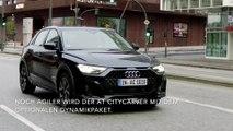 Der Audi A1 citycarver Dynamikpaket für gesteigertes Fahrerlebnis - das Fahrwerk